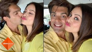 Mr Bajaj aka Karan Singh Grover and Bipasha Basu are Twinning in Yellow | SpotboyE