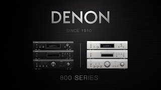Denon DCD-800 Silver (photo supp. n°6)