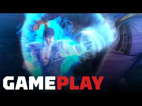 11 Minutes of Fist of the North Star: Lost Paradise Gameplay - Gamescom 2018