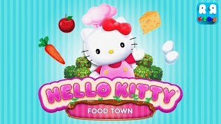 Hello Kitty Food Town - Create Delicious Meal with Hello Kitty and Keroppi