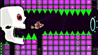 ''CraZy'' 100% (Demon) by DavJT [All Coins] | Geometry Dash [2.11]