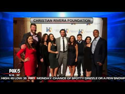Cristian Rivera Foundation Mentioned on Fox5