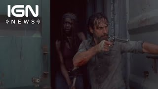The Walking Dead Season 9 Will Feature a Time Jump - IGN News