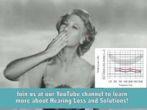 Screenshot of video: Hearing loss simulation