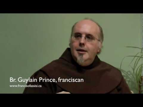 The mission as a friar, by Br. Guylain Prince