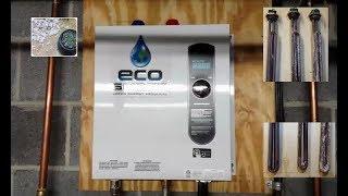 ECOSmart 27 Water Heater Clean Elements