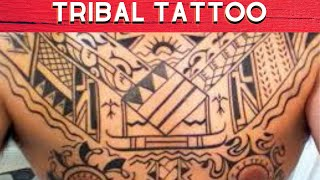 TOP 15 AWESOME FILIPINO TRIBAL TATTOO DESIGNS