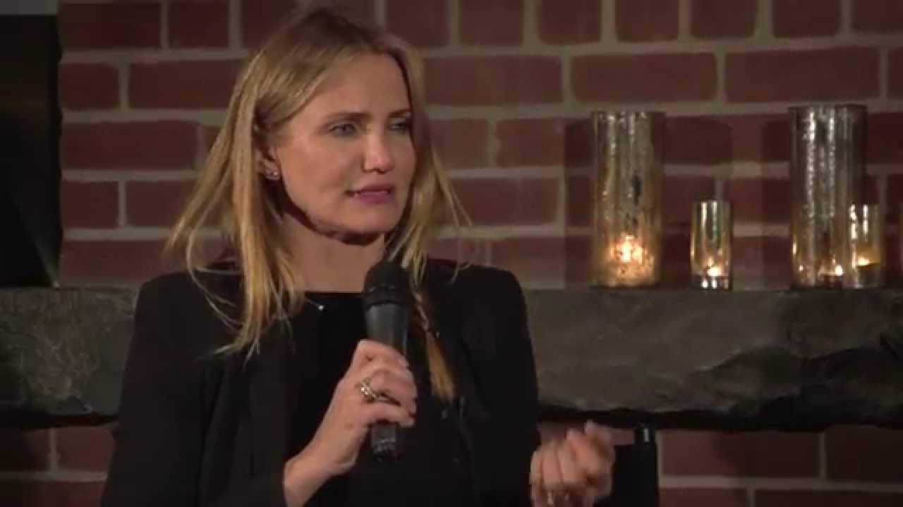 A Conversation With Cameron Diaz | Highlights | David Lynch Foundation