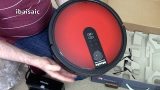 Miele Scout RX1 Red Robotic Vacuum Cleaner Unboxing & First Look