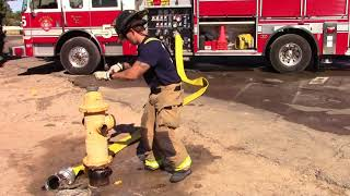 Skill Drill 14-1: Opening a Fire Hydrant