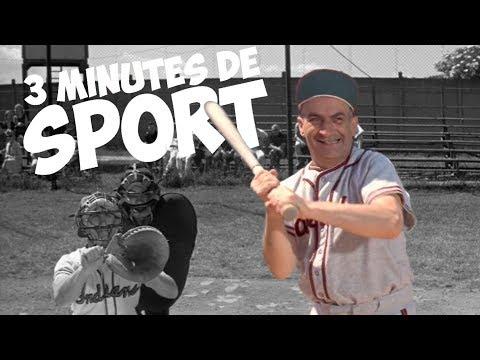 3 minutes de sport avec Louis de Funès !