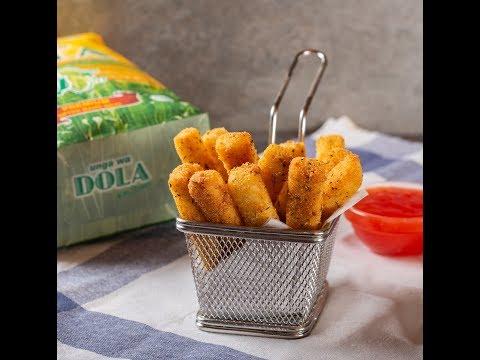 Ugali Fries