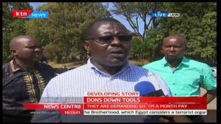 Lecturers ignore court orders and are set to begin nationwide strike today