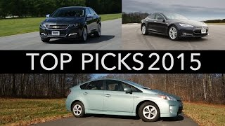 Consumer Reports 2015 Top Pick Cars | Consumer Reports