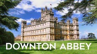 Where is Downton Abbey Filmed