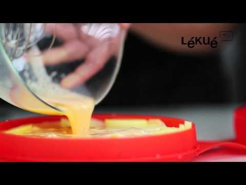 Spanish Omelette molde tortilla española Lékué