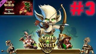 Самоходный бур и лук грома! Craft The World - B&M New DLC #3 стрим