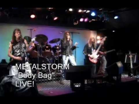 """""""BODY BAG"""" by METALSTORM DENVER"""