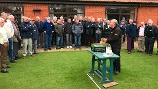 Bowling Green Maintenance Seminar with Dennis Mowers