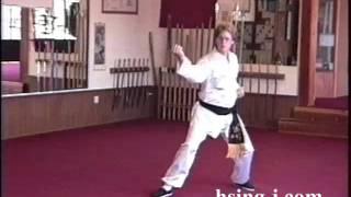 Tang Shou Tao Ba Bu Da Form
