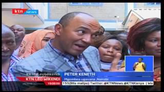 Peter Kenneth atangaza rasmi kuwa anagombea ugavana Nairobi