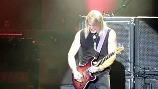 """Deep purple """"Wasted Sunsets """" live Paladozza Bologna 16/12/2009"""