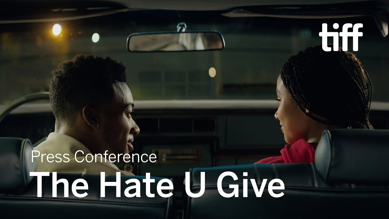 The Hate U Give - TIFF 2018 Press Conference