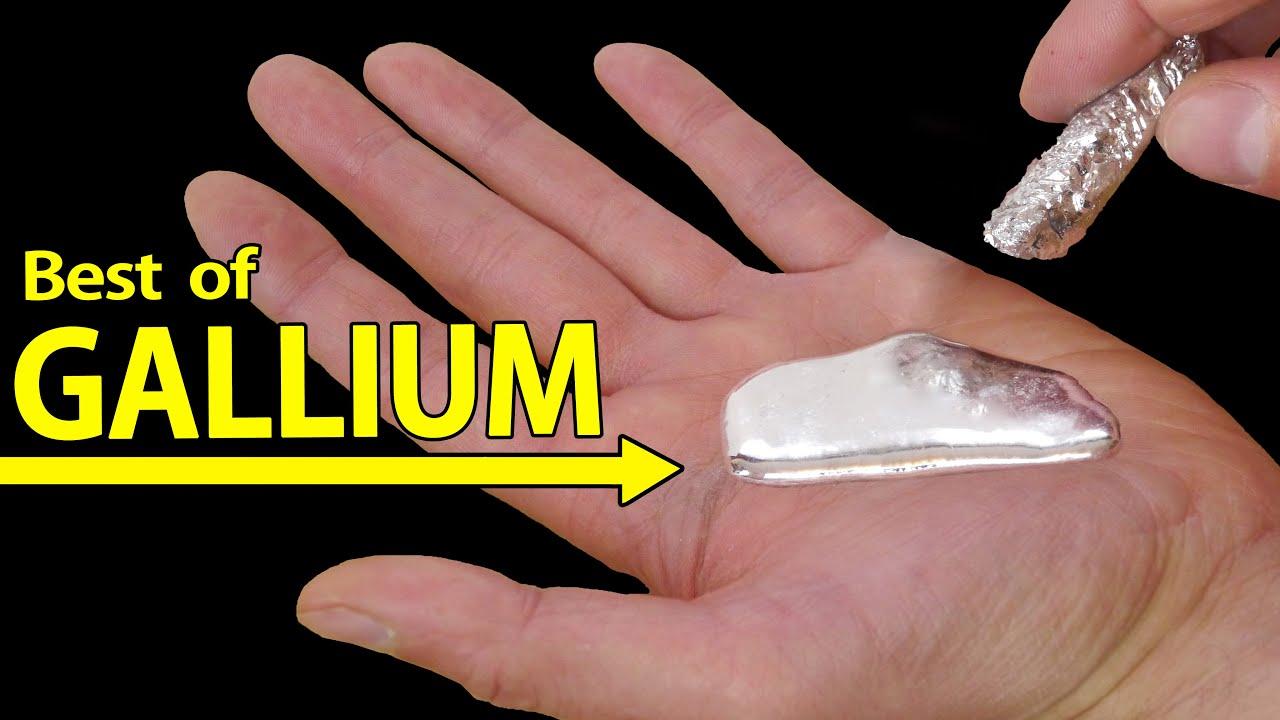 This Gallium Metal is Amazing! thumbnail