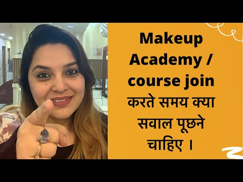 What To Ask When Visiting Makeup Academy   Makeup Artist   Magical Sehba