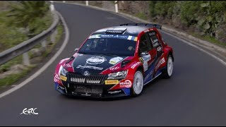 RALLY ISLAS CANARIAS 2020 - Newsfeed Qualifying Stage