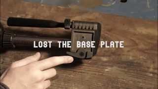 DIY Camera Base Plate