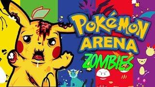 Pokemon Zombie Arena (Call of Duty Custom Zombies)
