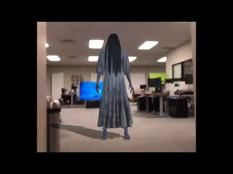 Terrifying Augmented Reality Creation for Horror Fans