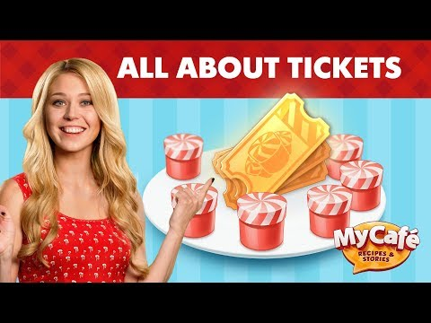 My Cafe Recipes & Stories Tickets Guide