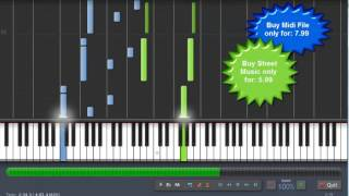 Evanescence - Missing Piano Tutorial (Live Version)