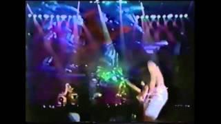 Van Halen On Fire Greensboro 1981