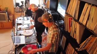 DJ Shahash and DJ Edwin Мэшап в четыре руки BADMAN DJs как свести треки как стать диджеем