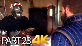 Kingdom Come Deliverance 4K Gameplay Walkthrough Part 28 ULTRA HD