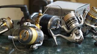 Катушки рыболовные до 200 грамм