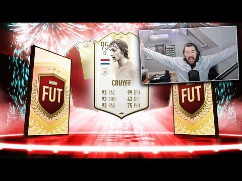FUT CHAMPS UPGRADE SBC + PRIME MOMENTS CRUYFF SBC! - FIFA 19 Ultimate Team