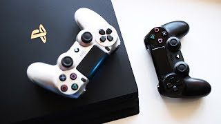ПРОДАЛ Slimку КУПИЛ PS4 Pro! Обзор Пользователя