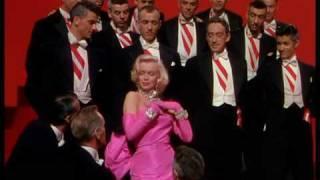 Diamonds are a girl's best friends - Marilyn Monroe