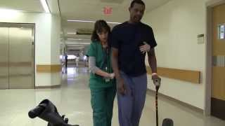 Physical Therapy Restores Walking After Stroke
