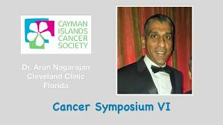 Dr. Arun Nagarajan – Cleveland Clinic Florida. Topic: Rectal Cancer.