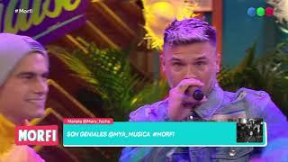 """MyA Y Pedro Capó Cantan """"Te Olvidaré""""   Morfi"""