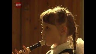 В областном колледже искусств состоялся конкурс юных исполнителей на струнных, духовых и ударных инструментах