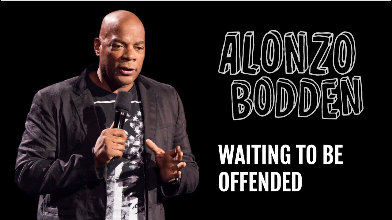 See Alonzo Bodden Live!
