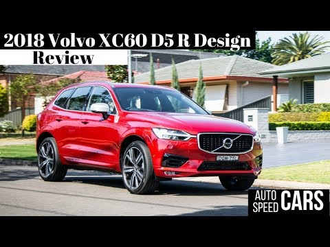 2018 Volvo XC60 D5 R Design Review