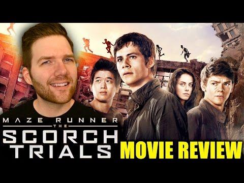 Maze Runner: The Scorch Trials - Movie Review