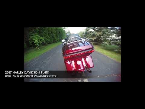 2017 Harley-Davidson Ultra Limited in Portage, Michigan - Video 1